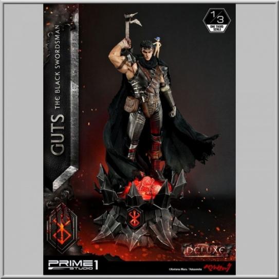 Prime 1 Studio Guts Deluxe Version Museum Masterline - Berserk