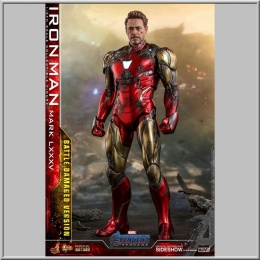 Hot Toys Iron Man Mark LXXXV (85) Battle Damaged Ver. - Avengers : Endgame