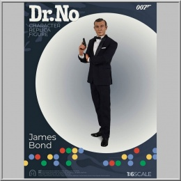 James Bond Limited Edition - James Bond 007 contre Dr No
