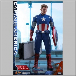Hot Toys Captain America (2012 Version) - Avengers: Endgame