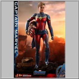 Hot Toys Captain Marvel - Avengers: Endgame