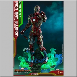 Hot Toys Mysterio's Iron Man Illusion - Spider-Man: Far From Home