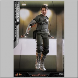 Hot Toys Tony Stark (Mech Test Version) - Iron Man
