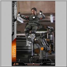 Hot Toys Tony Stark (Mech Test Deluxe Version) - Iron Man