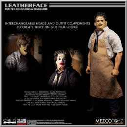 Leatherface Deluxe Edition - The Texas Chainsaw Massacre