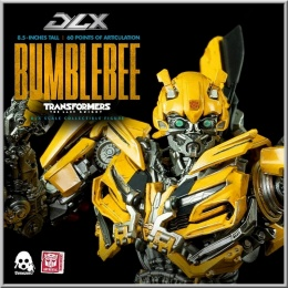 DLX Bumblebee - Transformers: The Last Knight