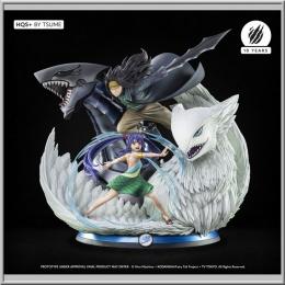 Tsume HQS+ Gajeel & Wendy - Fairy Tail