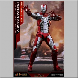 Hot Toys Iron Man Mark V - Iron Man 2