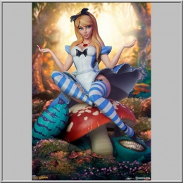 Sideshow Alice in Wonderland - Fairytale Fantasies Collection