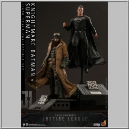Hot Toys pack Knightmare Batman and Superman - Zack Snyder's Justice League