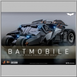 Hot Toys Batmobile - The Dark Knight
