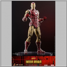 Hot Toys Iron Man - Marvel The Origins Collection Comic