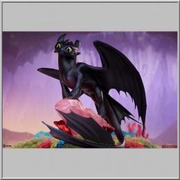 Sideshow Krokmou (Toothless) - Dragons