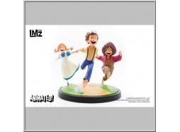 LMZ Collectibles Tom, Huck & Becky - Tom Sawyer