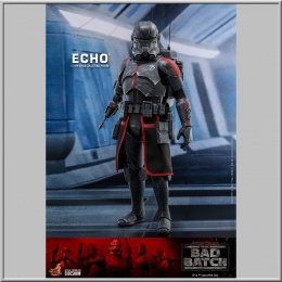Hot Toys Echo - Star Wars The Bad Batch