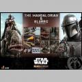 Hot Toys pack The Mandalorian & Blurrg - Star Wars The Mandalorian