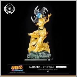 Tsume Ikigai Uzumaki Naruto 4th War - Naruto Shippuden