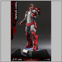 Hot Toys Tony Stark (Mark V Suit Up Version) - Iron Man 2