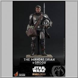 Hot Toys The Mandalorian & Grogu - Star Wars The Mandalorian