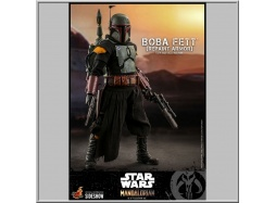 Hot Toys Boba Fett (Repaint Armor) - Star Wars The Mandalorian
