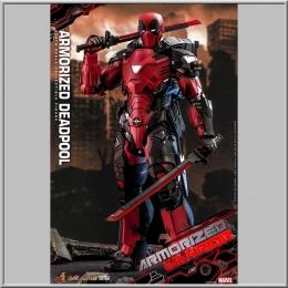 Hot Toys Armorized Deadpool - Marvel Comic