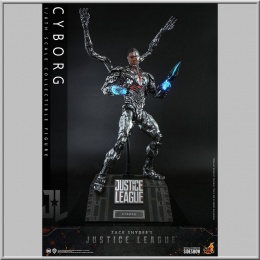 Hot Toys Cyborg - Zack Snyder`s Justice League