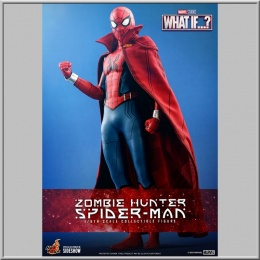 Hot Toys Zombie Hunter Spider-Man - What If...?