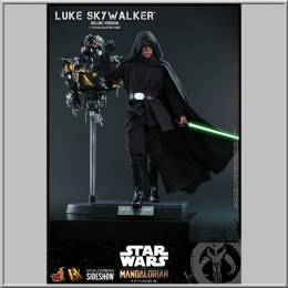 Hot Toys Luke Skywalker (Deluxe Version) - Star Wars The Mandalorian
