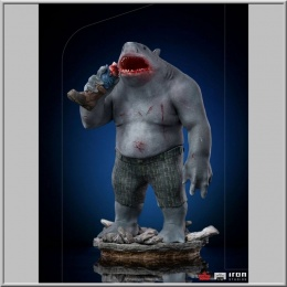 Iron Studios King Shark - The Suicide Squad