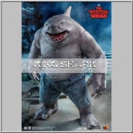 Hot Toys King Shark - Suicide Squad