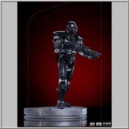 Iron Studios Dark Trooper - Star Wars The Mandalorian