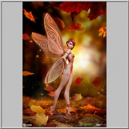 Sideshow Tinkerbell (Fall Variant) - Fairytale Fantasies Collection