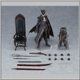 Figma Lady Maria of the Astral Clocktower: DX Edition - Bloodborne: The Old Hunters (Max Factory)