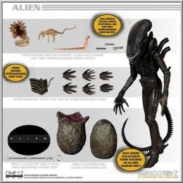 Mezco Toys 1/12 Alien - Alien