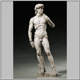 Figma Davide di Michelangelo - The Table Museum (Freeing)