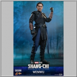 Hot Toys Wenwu - Shang-Chi and the Legend of the Ten Rings