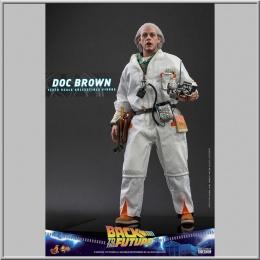 Hot Toys Doc Brown - Retour vers le futur