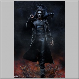 Sideshow The Crow Premium Format - The Crow