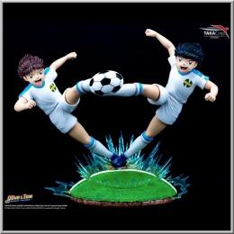 Taka Corp Studio Olivier Atton & Ben Becker Golden Twin Shot - Captain Tsubasa