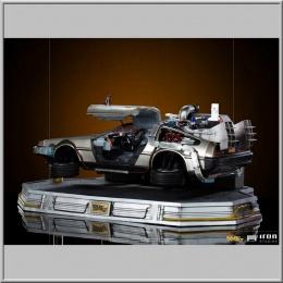 Iron Studios DeLorean - Back to the Future II