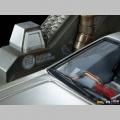 Iron Studios DeLorean - Retour vers le Futur II