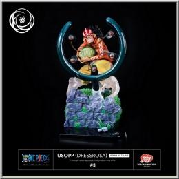 Tsume Ikigai Usopp (Dressrosa) - One Piece