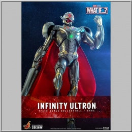 Hot Toys Infinity Ultron - What If...?